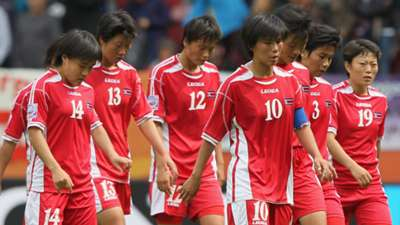 North Korea Women's Team 2011