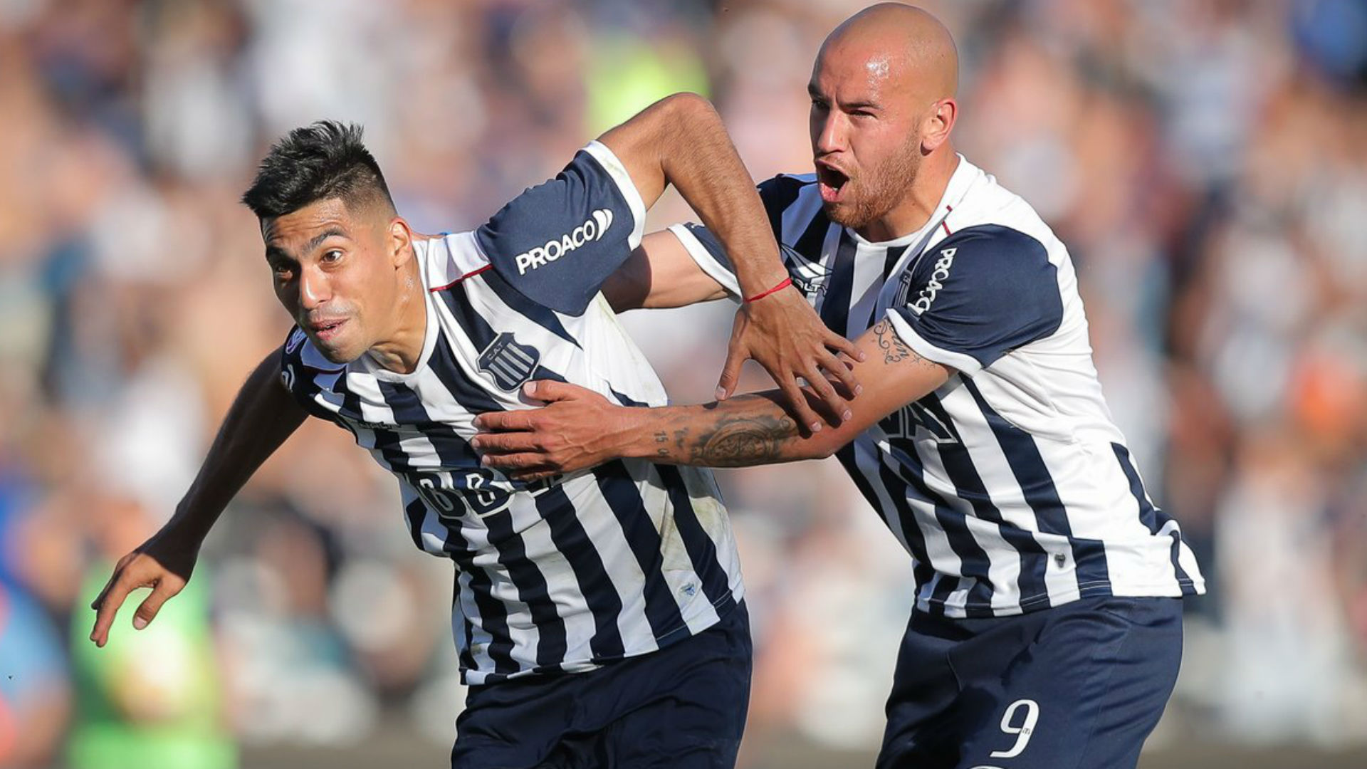 Talleres Belgrano Superliga 07102018