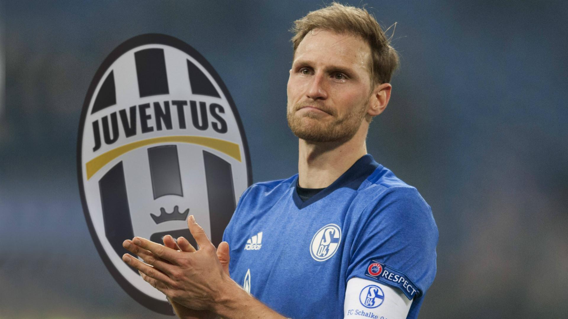 ONLY GERMANY Benedikt Howedes Schalke Juventus