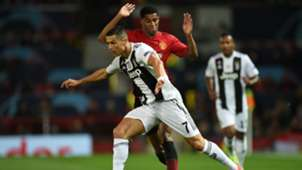 Marcus Rashford/ Cristiano Ronaldo