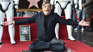 Mark Hamill Hollywood Walk of Fame