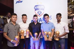 BFC Award night