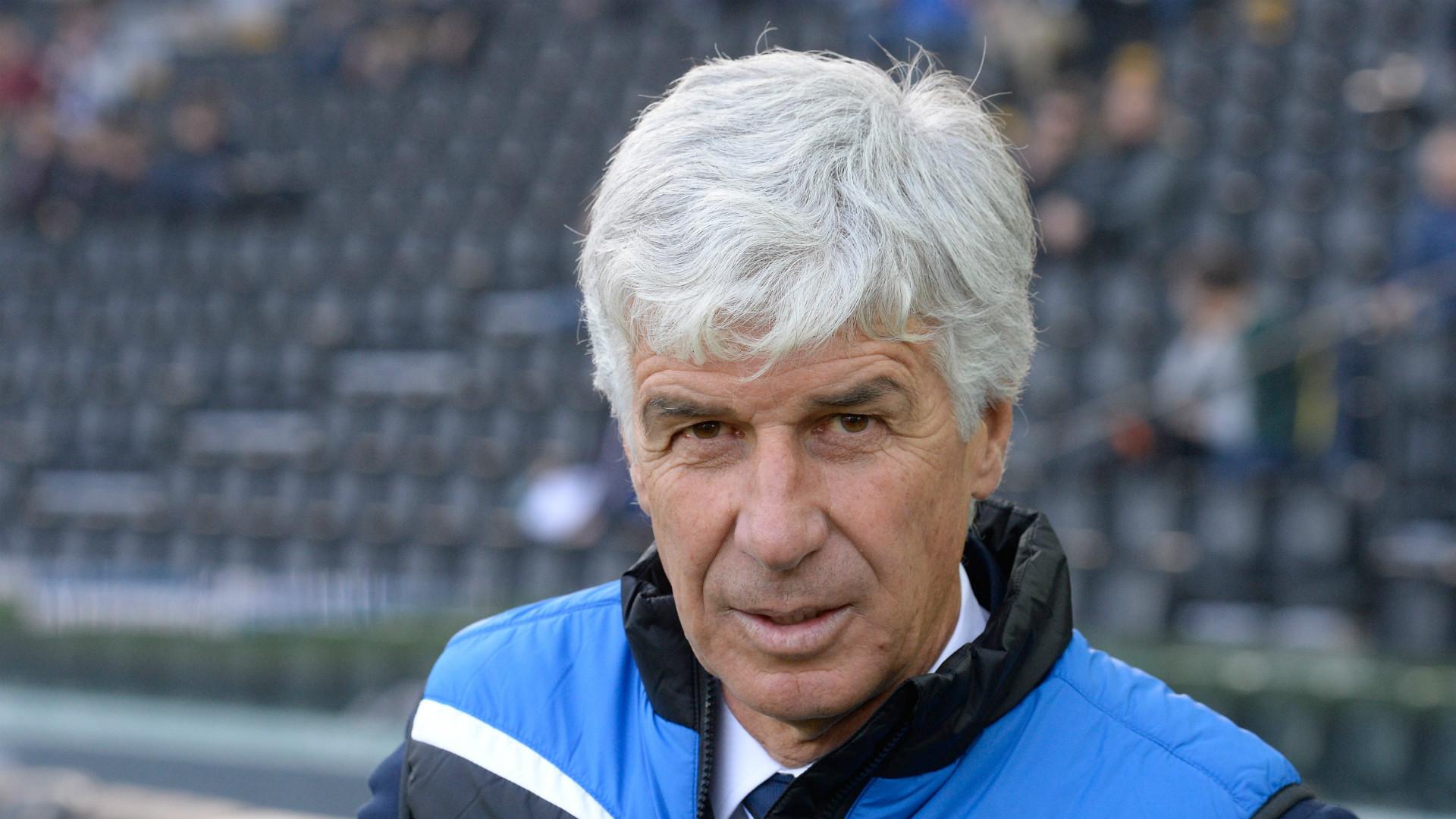Gian Piero Gasperini, Atalanta, Serie A, 29102017