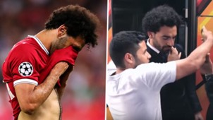 Mohamed Salah Liverpool Egypt 2017-18
