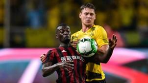 Mbaye Niang Milan Borussia Dortmund ICC