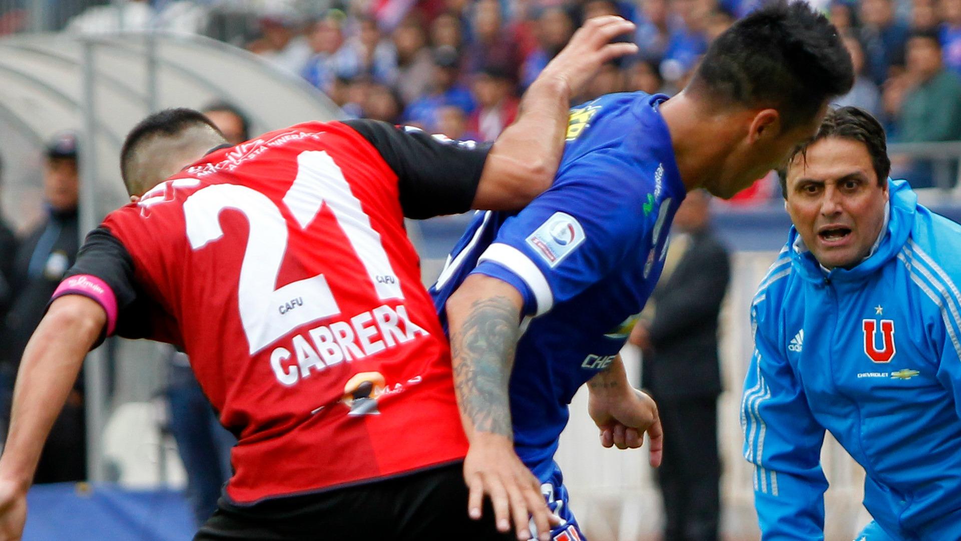 13 puntos para Fabián Monzón por un escalofriante corte en la cara
