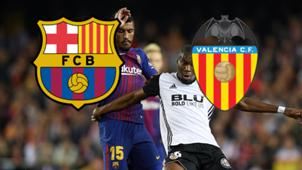 GFX Barca vs Valencia