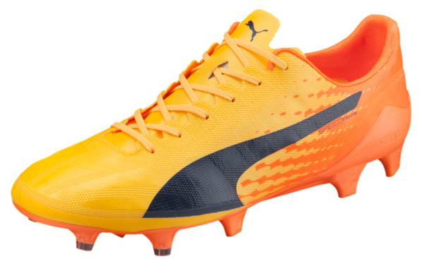 7690f12464a Antoine Griezmann and Sergio Aguero wear Puma evoSPEED