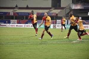 Mahmoud Al Amna East Bengal Super Cup 2018