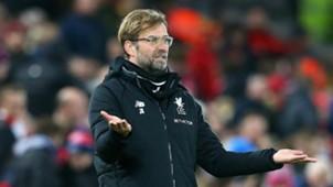 Jurgen Klopp Liverpool West Brom FA Cup
