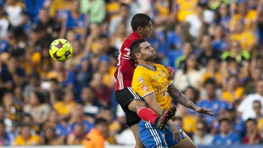 Carlos Vargas Tijuana Andre Pierre Gignac Tigres