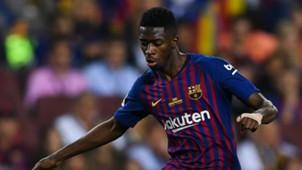 2018-08-12 Dembele Barcelona