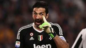 Buffon Juventus Napoli