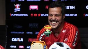 Julio Cesar Flamengo entrevista 19 04 2018