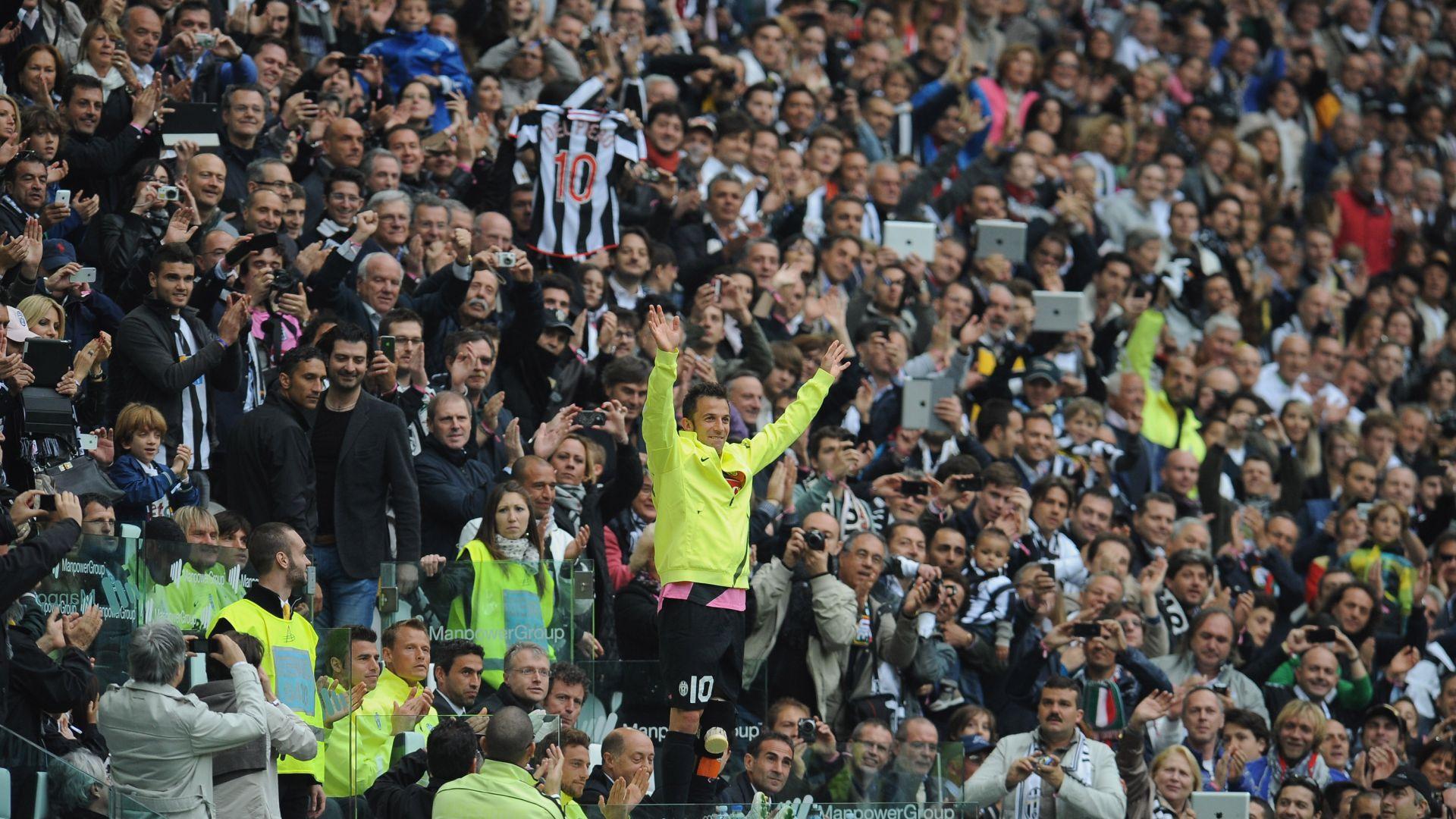 Juventus Atalanta - Del Piero