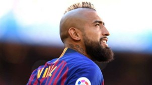 Arturo Vidal Barcelona Boca 15082018