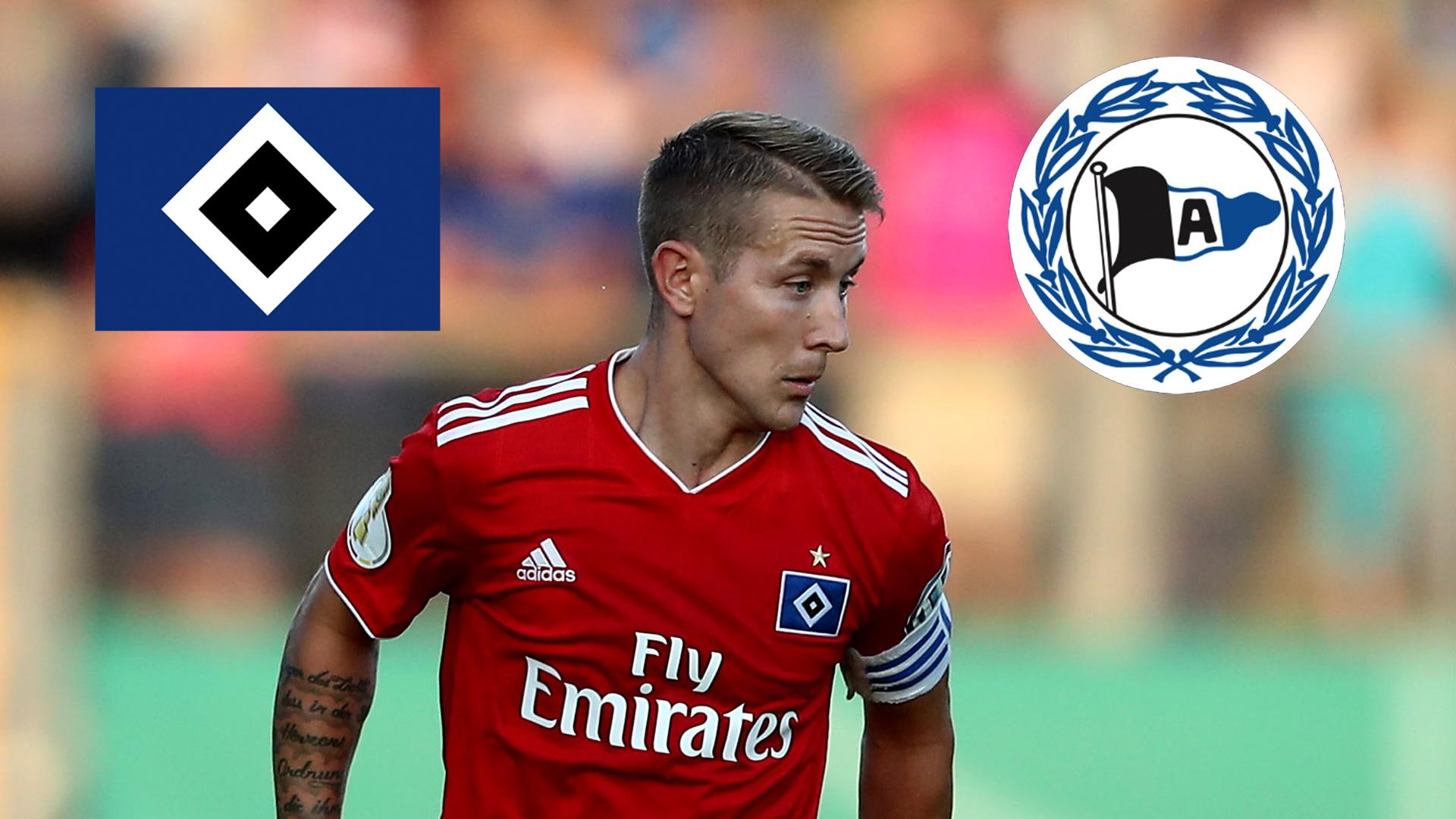 Erster Zweitliga-Heimsieg für den HSV - 3:0 gegen Bielefeld - Schlaglichter