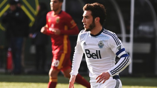 Russell Teibert Vancouver Whitecaps