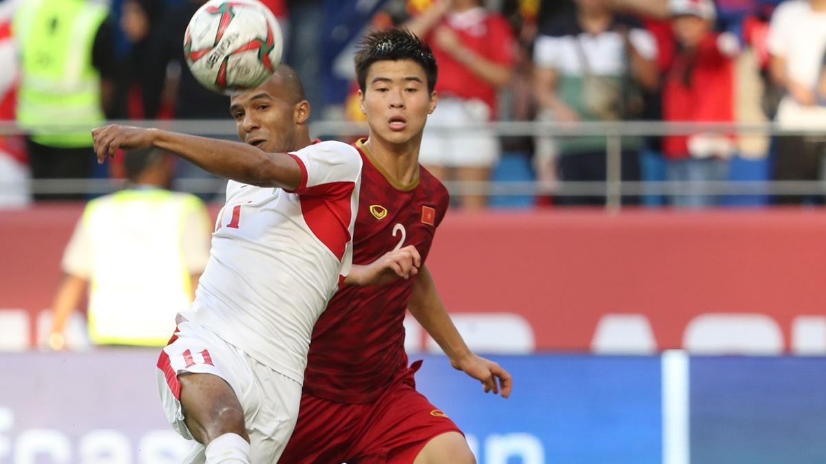 Vietnam vs Jordan Asian Cup 2019