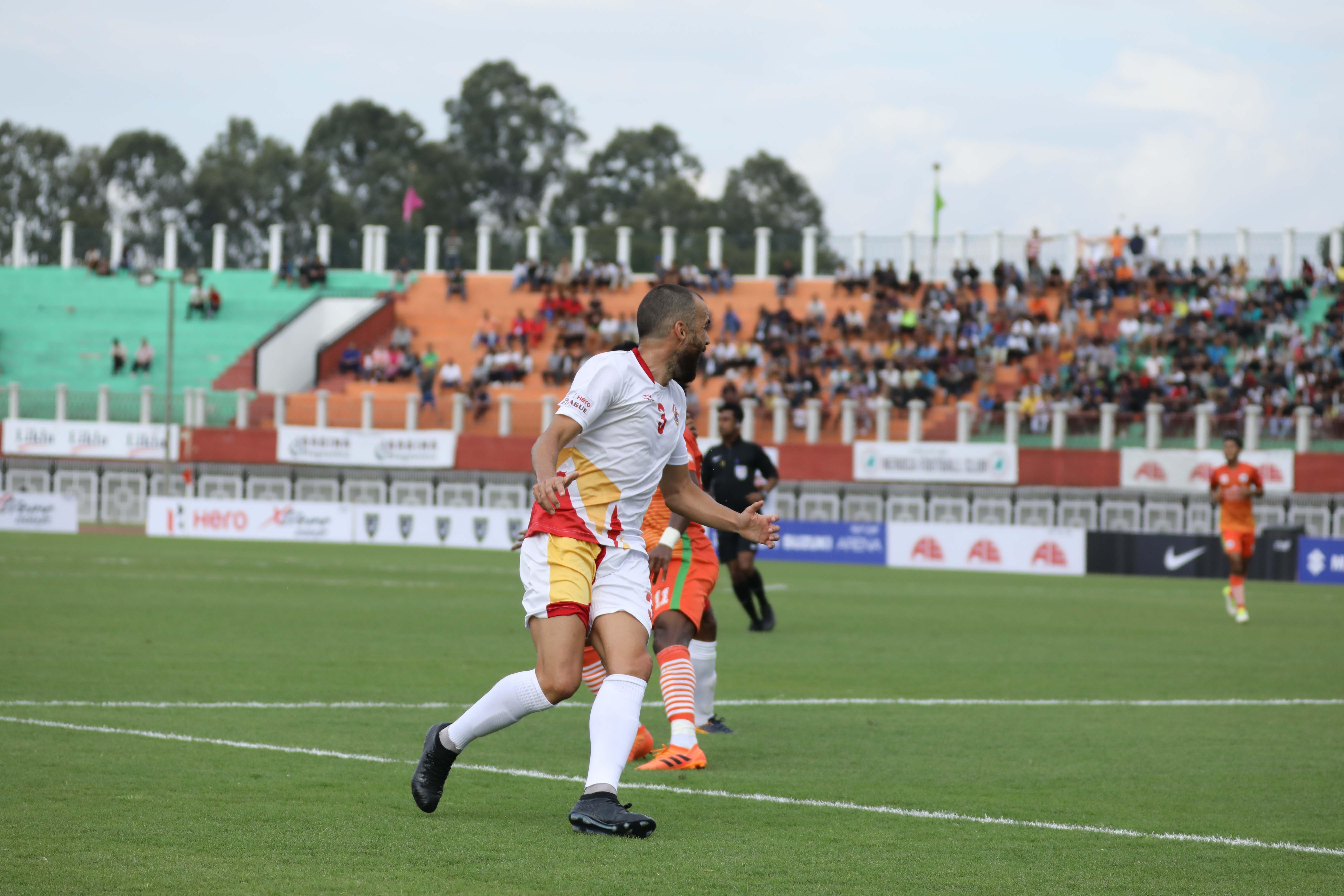 Borja Gomez Perez East Bengal