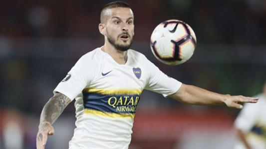 Benedetto Jorge Wilsterman Boca Copa Libertadores 05032019