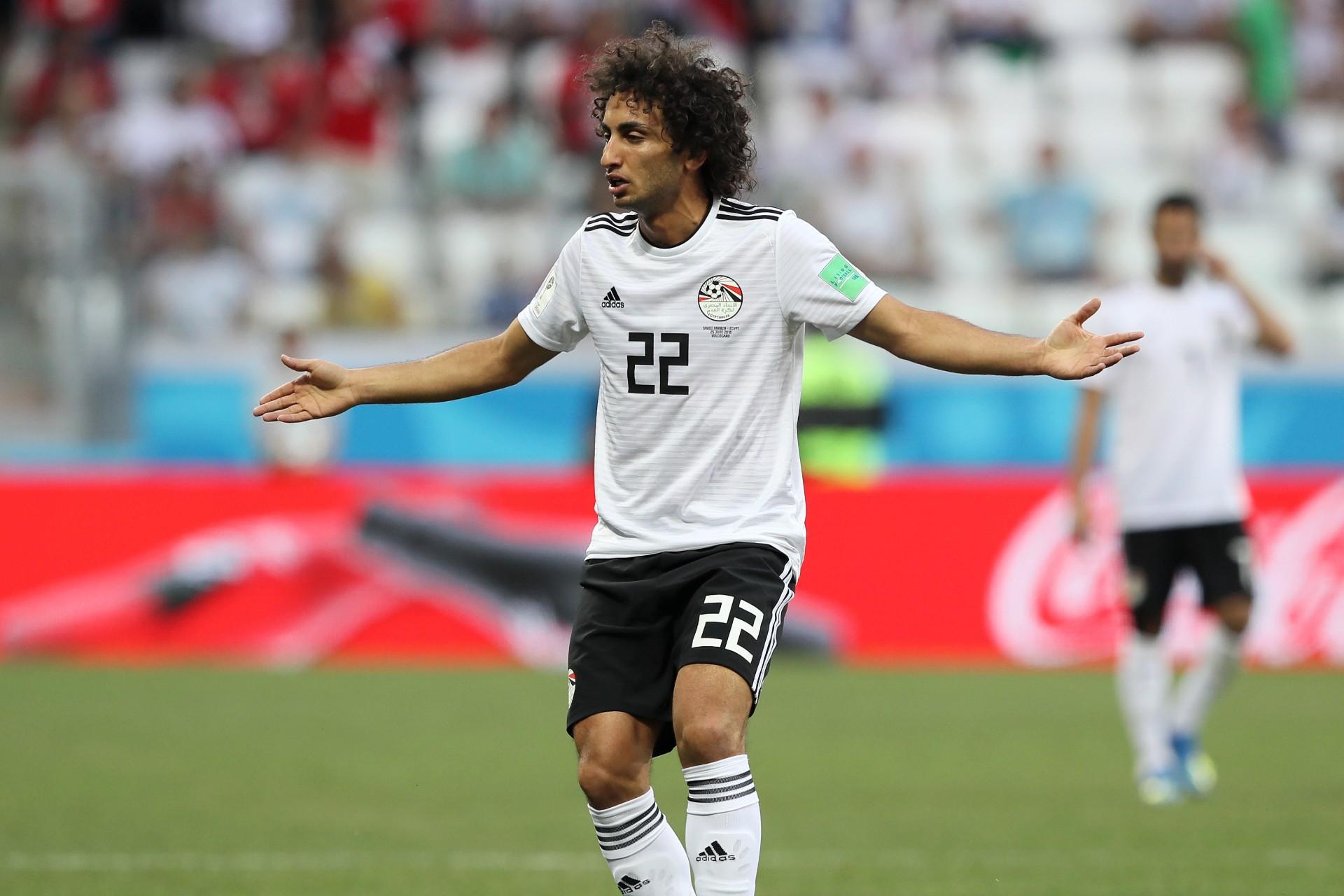 Le sublime coup franc de Mohamed Salah en vidéo