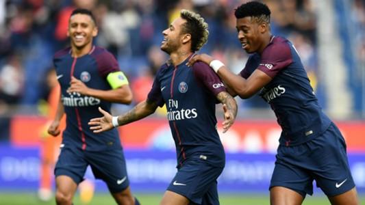 Neymar PSG Bordeaux Ligue 1 30092017