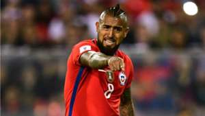 Arturo Vidal Selección Chilena