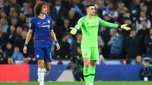 Berita Chelsea - Siapa Manajer Sebenarnya Chelsea, Maurizio Sarri Atau Kepa Arrizabalaga? | Goal.com
