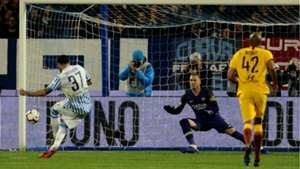 Petagna Spal Roma Serie A