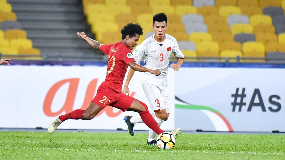 U16 Việt Nam vs U16 Indonesia Bảng C Giải U16 châu Á 2018