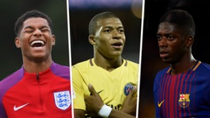 Marcus Rashford, Kylian Mbappe, & Nominasi Golden Boy Award 2017
