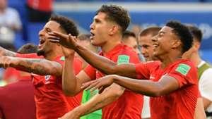 Kyle Walker John Stones Jesse Lingard England World Cup