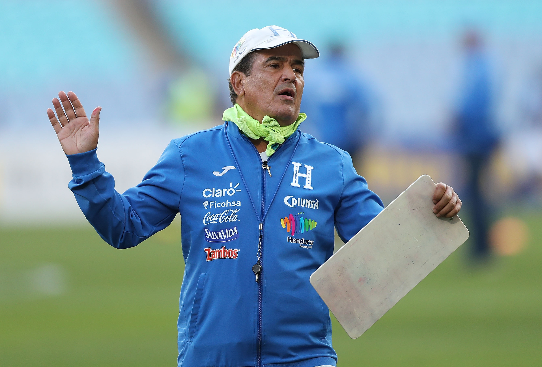 Jorge Luis Pinto Honduras 131117