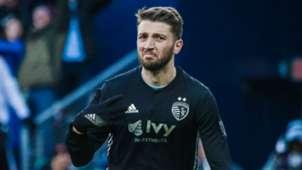 Ilie Sanchez MLS Sporting Kansas City 2018