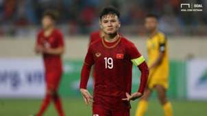 Nguyen Quang Hai U23 Vietnam U23 Brunei AFC U23 Championship qualifiers 2020