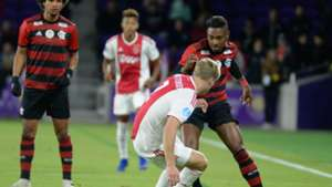 Vitinho Flamengo Ajax Florida Cup 10012019