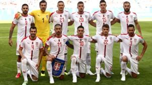Serbien 2018 WM Kader Highlights Ergebnisse