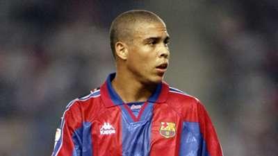 Ronaldo Luís Nazário de Lima Barcelona 01081996