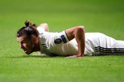 Gareth Bale Real Madrid Atletico Madrid 15/08/2018