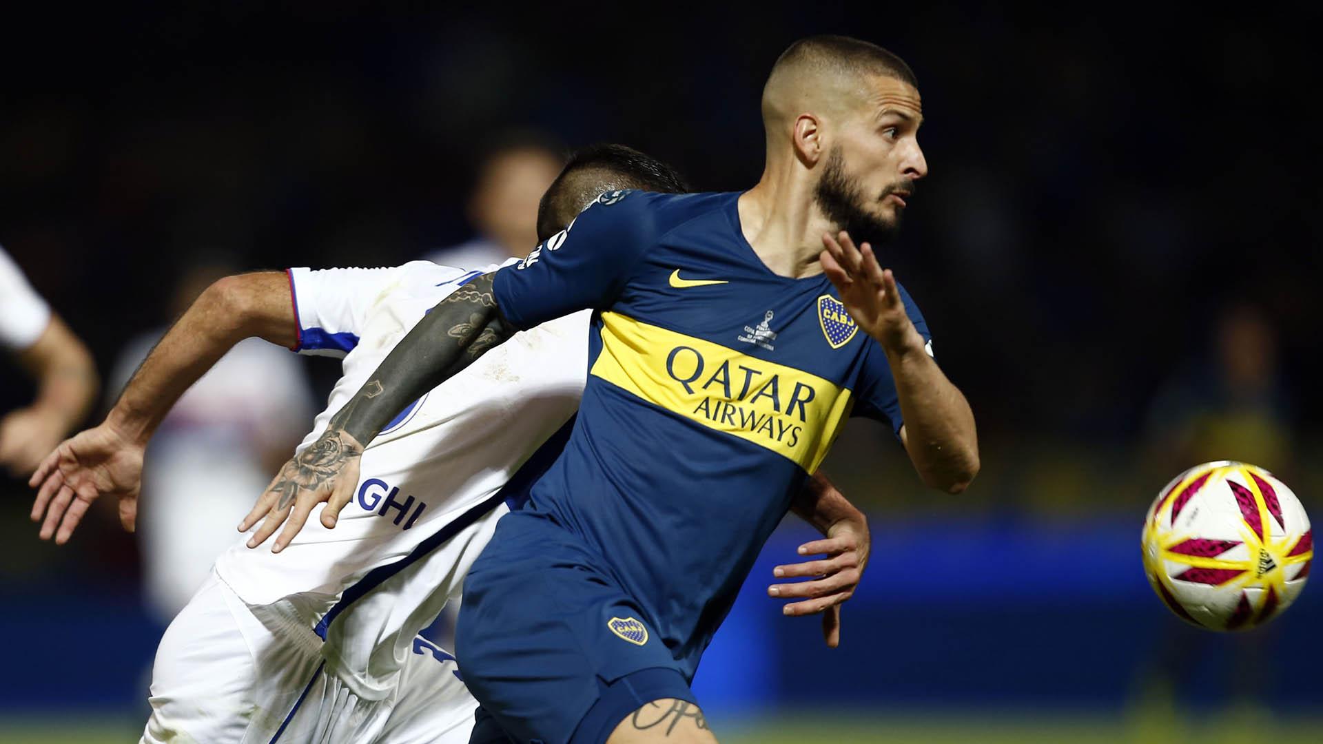 Dario Benedetto ne rejoindra pas Marseille — Mercato