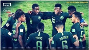 Nigeria vs Islandia Clear