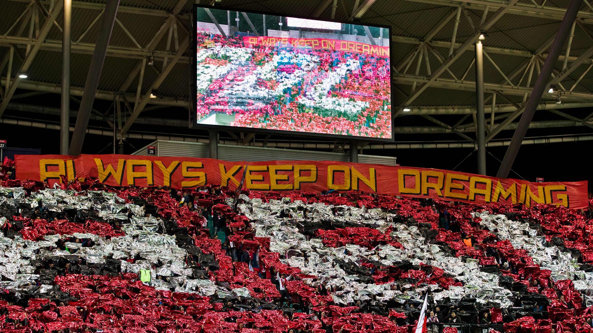 RB Leipzig Fans 05042018