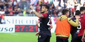 Luca Ceppitelli Cagliari Verona Serie A