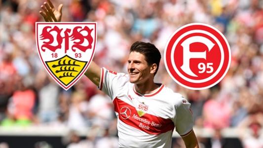 Vfb Stuttgart Vs Fortuna Düsseldorf Live Im Tv Und Live Stream So