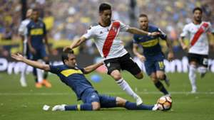 Izquierdoz Pity Martinez Boca River Final Copa Libertadores 11112018