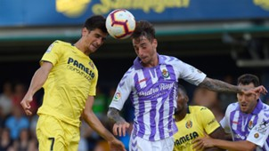 Villareal Valladolid La Liga
