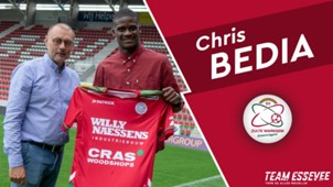 Chris Bedia Waregem