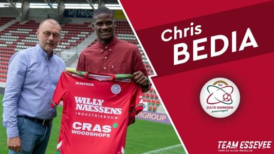 Chris Bedia Waregem