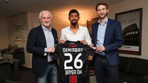Kerem Demirbay Bayer Leverkusen